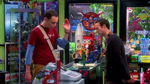 File:Sheldon buying an Aquaman statue.jpg