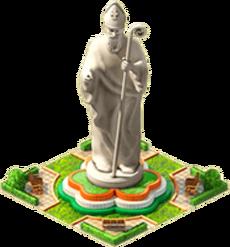St PatricksStatue
