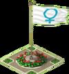 Flag of Venus