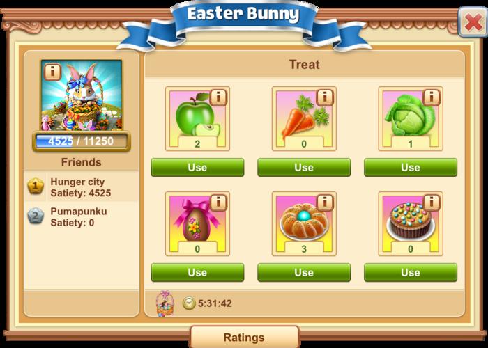 Easter Bunny Sample Boss Fight