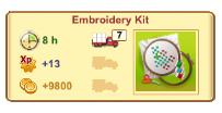 EmbroideryKit