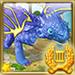 Hero of Dragons Achievement Icon Gold III