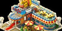"""Turkey"" Cafe"