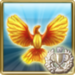 Rise and Shine Achievement Icon Silver