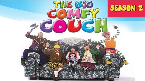 """The Big Comfy Couch - Season 2 Ep 1 - """"Babs in Toyland"""""""