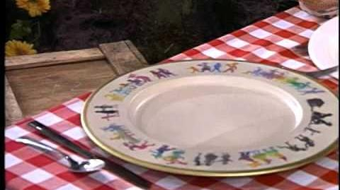"""The Big Comfy Couch - Season 2 Ep 13 -""""Feast of the Fools"""" (Thanksgiving Special)"""