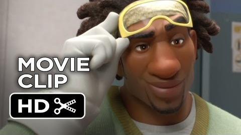 Big Hero 6 MOVIE CLIP - Meet The Team Wasabi (2014) - Damon Wayans Jr. Movie HD