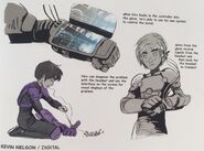 Hiro concept control