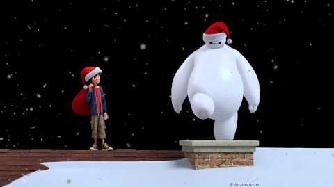 Happy Holidays from Disney's Big Hero 6!