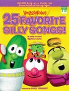 25 Favorite Silly Songs Songbook