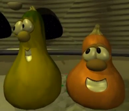 Jimmy and jerry gourd smiling with teeth 1