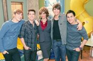 James Mom and Btr