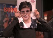Logan as Dak