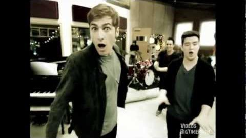 Big Time Rush - Music Sounds Better With U - New Music Video 2012