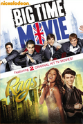 Big Time Movie Rags DVD