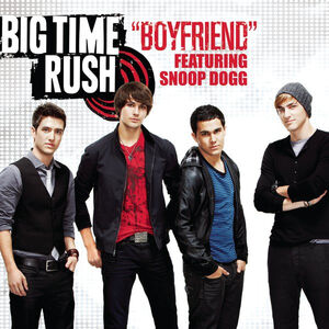 Boyfriend (feat. Snoop Dogg) Single Cover