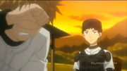Abe and Mihashi