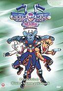 Biker mice Finnish DVD