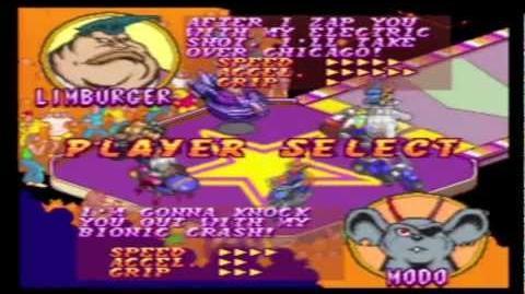 I Be Playn! Biker Mice From Mars on Super Nintendo!