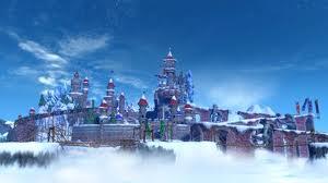 Blizzard castle