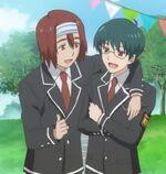 Shou and Ichiban binan