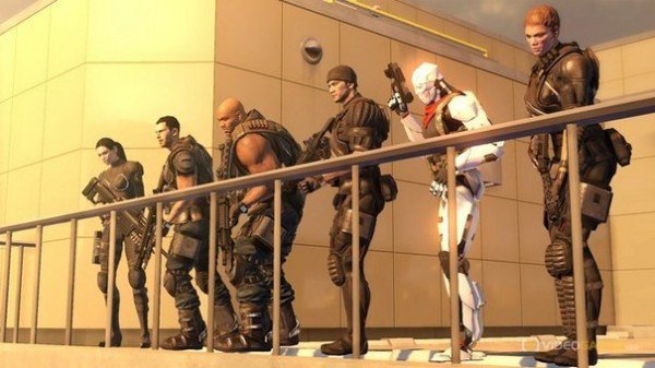 Binary Domain - Rust Crew