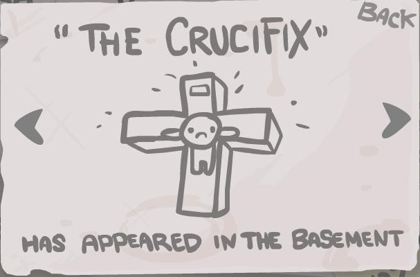 The Curcifix -secret-