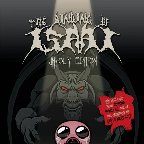 The cover for the Unholy Edition.