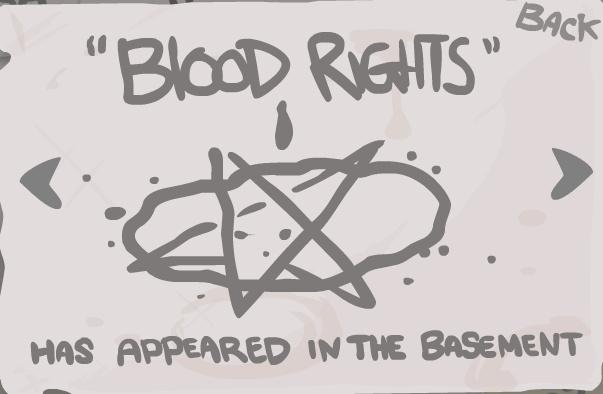 Blood Rights -secret-