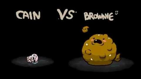 "The Binding of Isaac Afterbirth ""Brownie"" boss fight"