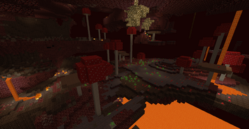 Fungi Forest (Nether)