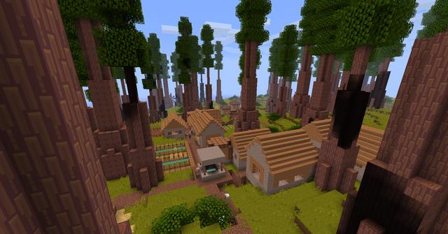 File:Village in Redwood Forest.png