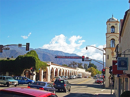File:Ojai - Bell tower and campanile.jpg