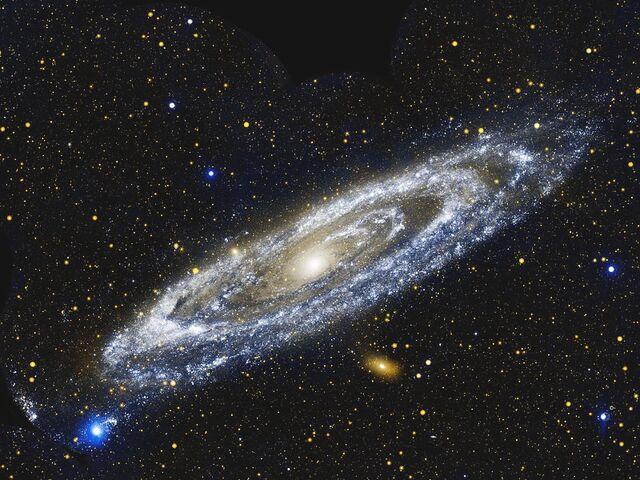 File:Andromeda Galaxy.jpg