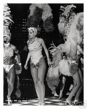 Fembot showgirls