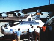 The Moon and the Desert - Lifting body