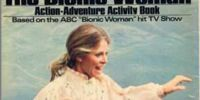 The Bionic Woman Action-Adventure Activity Book