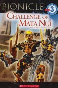 Bionicle Challenge of Mata Nui