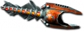 Energized Flame Sword