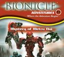 BIONICLE Adventures 1: Mystery of Metru Nui