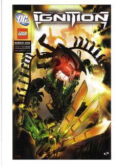 Comic0 Cover