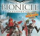 BIONICLE Legends 10: Swamp of Secrets