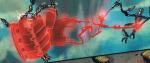 Bionicle Shadow hand