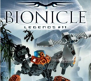 BIONICLE Legends 11: The Final Battle