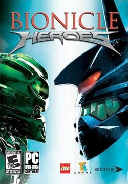 BIONICLE Heroes PC