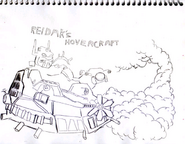 Reidak's Hovercraft