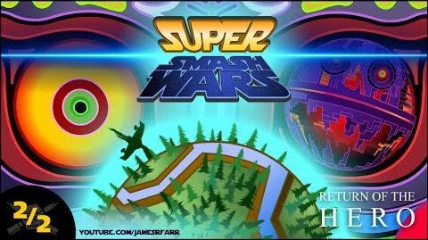 SUPER SMASH WARS 3 Return of the Hero (Part 2 2) A Star Wars Nintendo-Verse Mashup