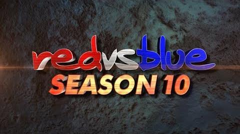 Red v.s Blue Season 10 Full