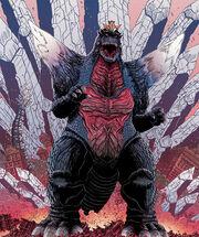 Space Godzilla 2