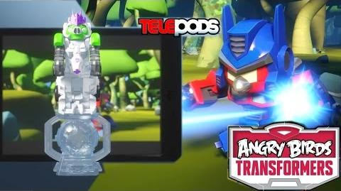 Angry Birds Transformers - Official Gameplay Trailer Analysis